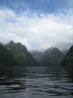 Lord of the Rings scenery at Doubtful Sounds