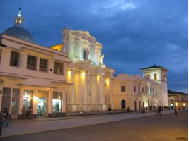 Popayan, main Square